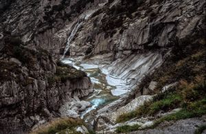 River Furkareuss (um 2400 m) - Swiss by Woscha