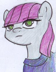 Maud Pie by Hush-Glory