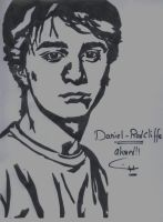 Daniel RadcliFFe by Ahmed-A73