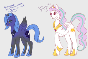 Luna's Descent by lulubellct