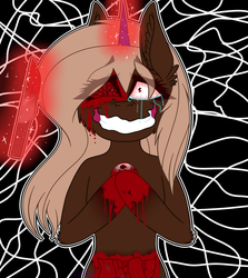 Goretober Day 6: Candy by Speedpurple26