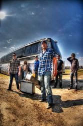 Gunnar and the Grizzly Boys by redneckbond