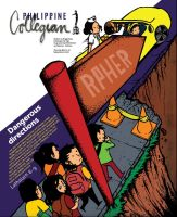 Philippine Collegian Issue 11-12 by kule1213