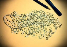 Koi project by LilithHate