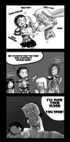 Misadventure024-Skyrim: How I Met Your ... by RinnKruskov
