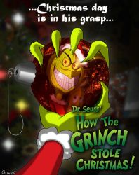 How The Grinch Stole Christmas by Slyrr