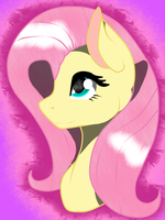 Fluttershy by Blue-Arctic