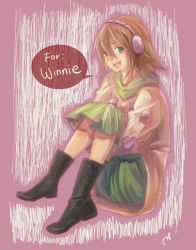 For Winnie by cos22