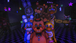 {SFM/FNAF} Can you Survive? by Maxy-The-Bear