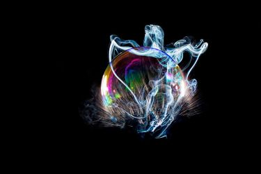 Soap Bubble Ghost by darkSoul4Life
