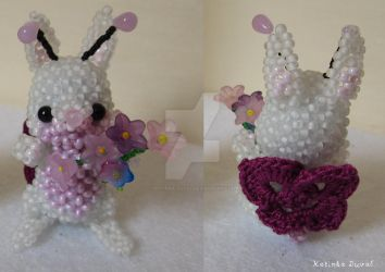 Fairy Godmother of the Easter Bunny by Katinka-Duval