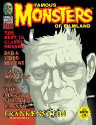 Famous Monsters-Frankenstein's Monster by thepixelsmith