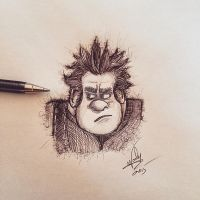 Wreck It Ralph by Nephellim