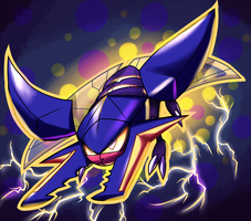 Lightning Bug by Inika-Xeathis