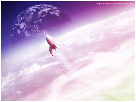 to infinity and beyond by DusterAmaranth