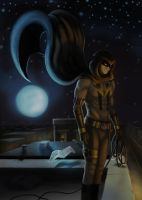 Mysterion by SilvrRainFell