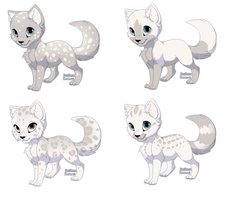 Cute Cat adopts by Silver-Shadow7