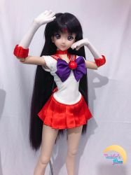 Sailor Mars - 5 by djvanisher
