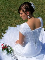 The bride by Granther