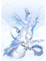 { ADVENT DAY 29 } Winter Witch [OVER!] by manaberry
