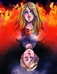 Divergent cover remake by pebbled