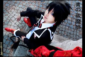 Rin Okumura Cos 1 by NobodyTwice