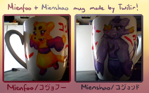 Mienfoo and Mienshao Mug