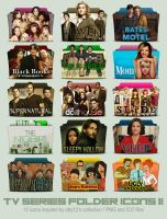 TV Series Folder Icons II by call-me-special