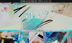Texture Set 27 // Unreal Fantasies by remon-gfx