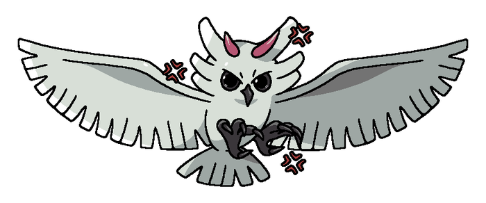 OWL FAKEMON FOR SALE by DarkySG