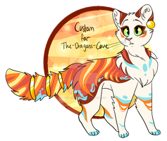 Custom for The-Dragons-Cove by OatsAndToast