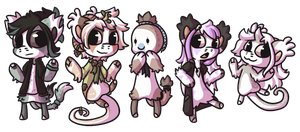 12 18 Birthday Beans by SinfulHare