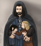Welcome Back, Uncle Thorin by Tenshi-Inverse
