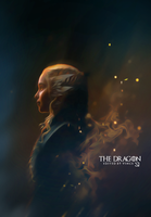 Daenerys Targaryen : The Dragon by ExoticGeneration21