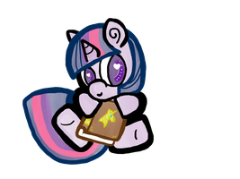 I heart reading by izze-bee
