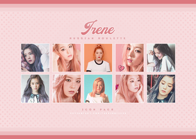 [ICON PACK] Irene / Russian Roulette by TsukinoFleur