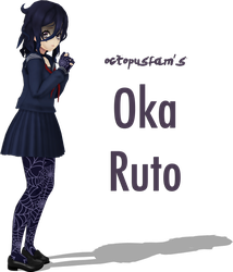.:Oka Ruto:. by octoshook