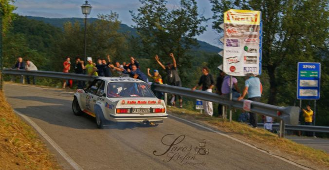 Opel Ascona 400 by saross89