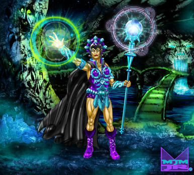 Evil-Lyn for the win by wondermanrules