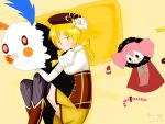 Hold pillow by Renny1998