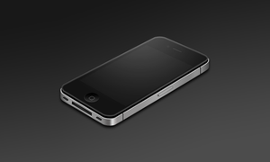 iPhone icon by AdrianFahrbach