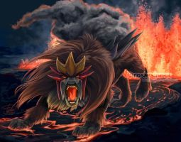 Roar of Entei