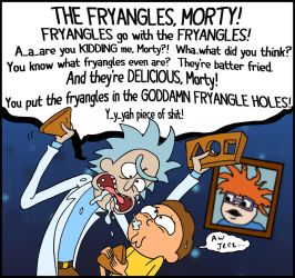 In B4 some Oney Plays Rugrats Meme by mightyfilm