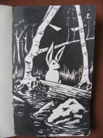 The Grim Bunny 5 by Callego