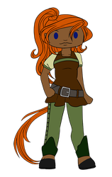 Maple's new outfit by purenightshade