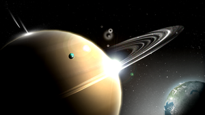 Planets (Wallpaper 5) by Hardii