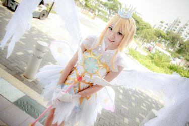 Cardcaptor Sakura Clear Card - Kinomoto Sakura by Xeno-Photography