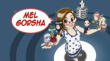 Commission - Facebook header for Mel Gorsha by fabianfucci
