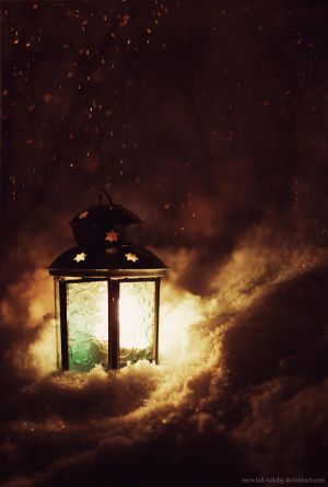 This winter night by Snowfall-lullaby