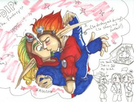 Oh yeah. Jak's his bitch. XD by Demyrie